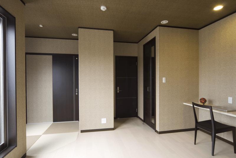 三成ハウジング施工事例フォトギャラリー 洋室・和室
