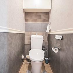 マンションリノベーション トイレ