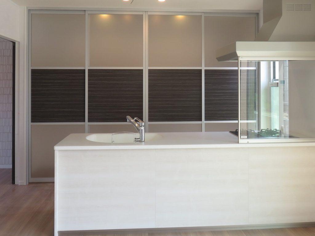 オープンキッチンや対面キッチン